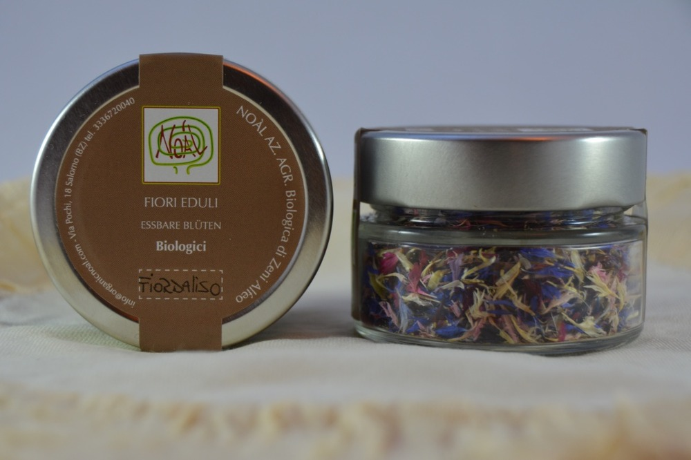 Bio-essbare Blumenblätter - Kornblume  - 1