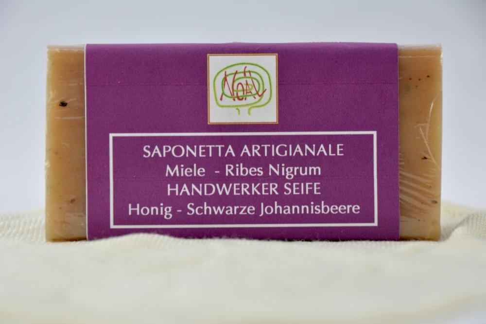 Saponetta artigianale al Ribes nero - 1