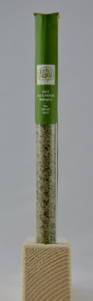 Bio Küchensalz Minze - 1