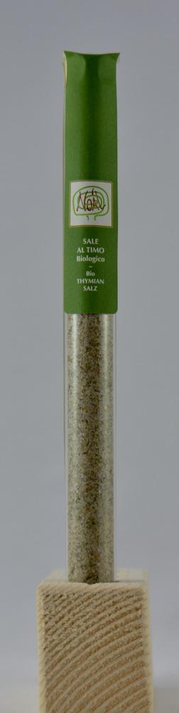 Bio Küchensalz Thymian - 1