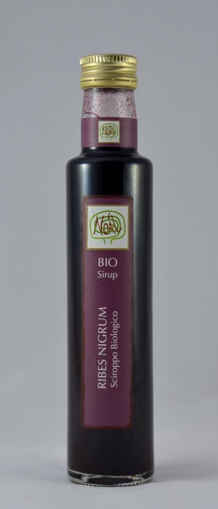 Sciroppo bio Ribes nero - 1