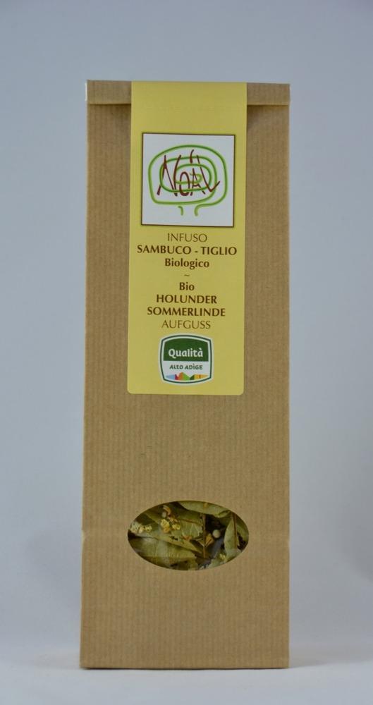 Infuso bio al Sambuco e Tiglio (Sambucus Nigra L. Tilia L.) - 1