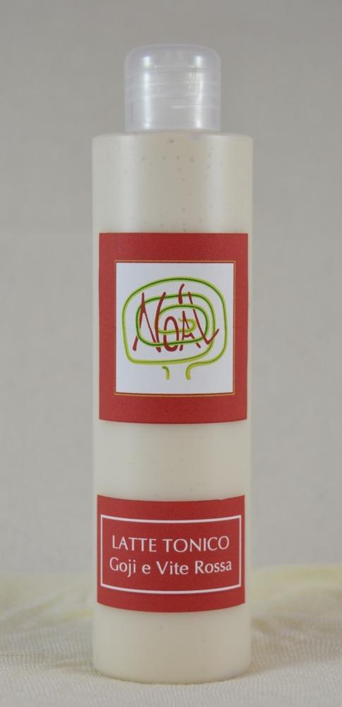Latte Tonico Goji e Vite rossa - 1