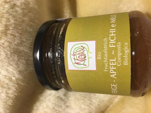 Bio Feigen-Apfelaufstrich
