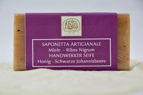 Saponetta artigianale al Ribes nero