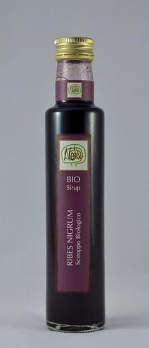 Sciroppo bio Ribes nero