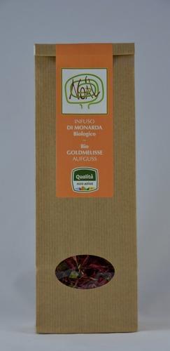 Bio-Goldmelissetee (Monarda didyma)