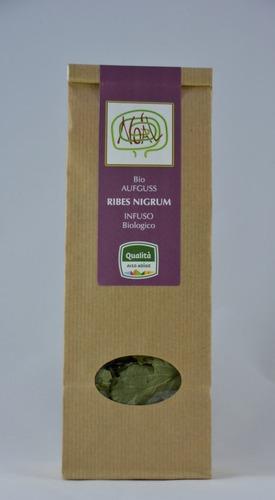 Schwarze Johannisbeeren-Tee bio (Ribes Nigrum L.)