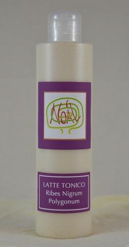 Latte Tonico al Ribes nero e Polygonum